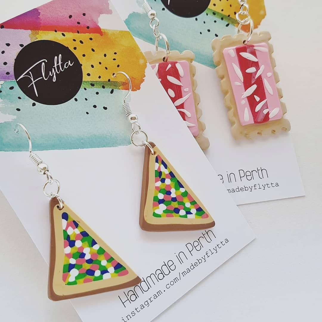 Fairy bread and Vovos
