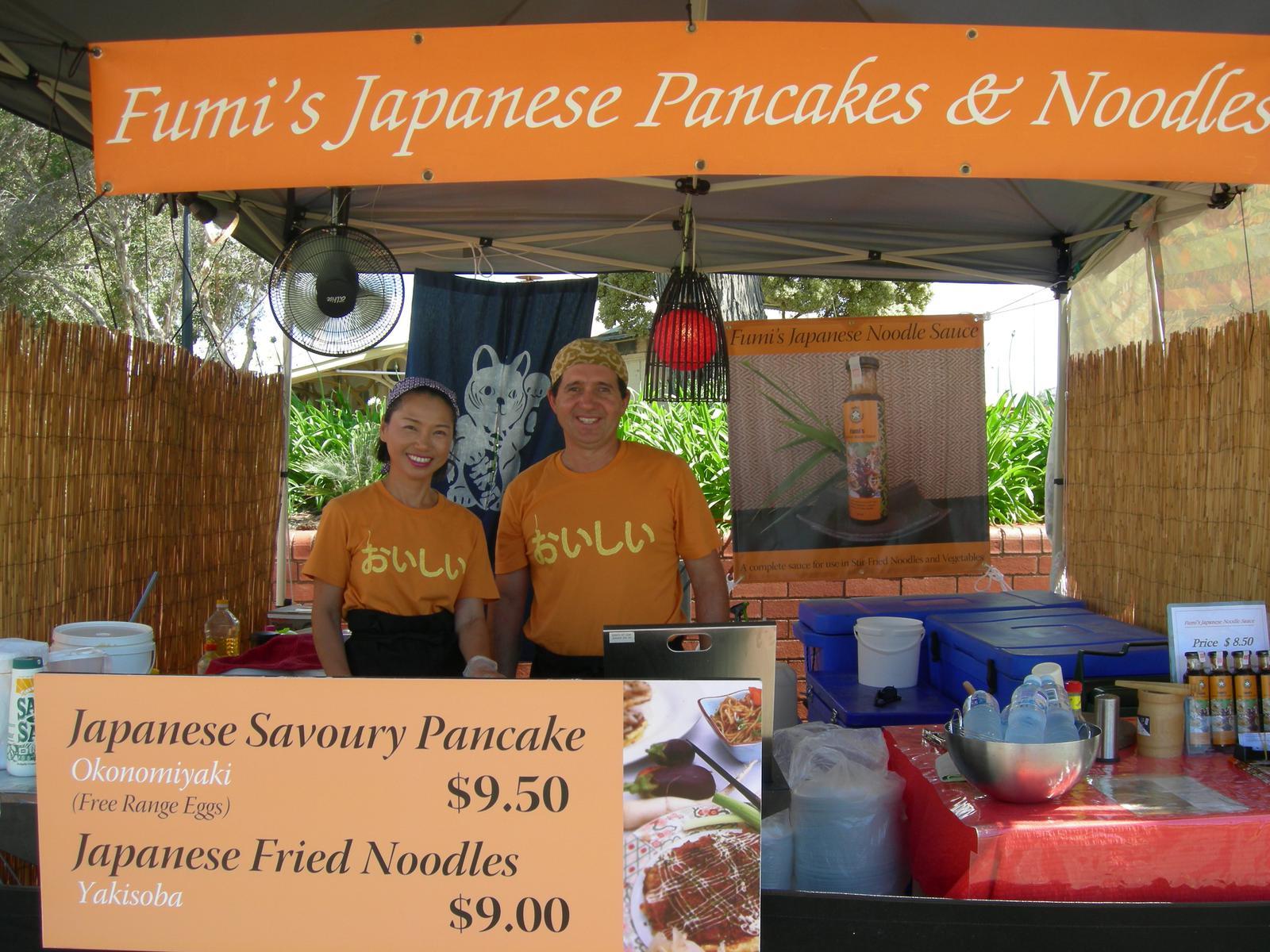 "Fumi""s Japanese Pancakes & Noodles"
