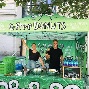 GFree Donuts Perth