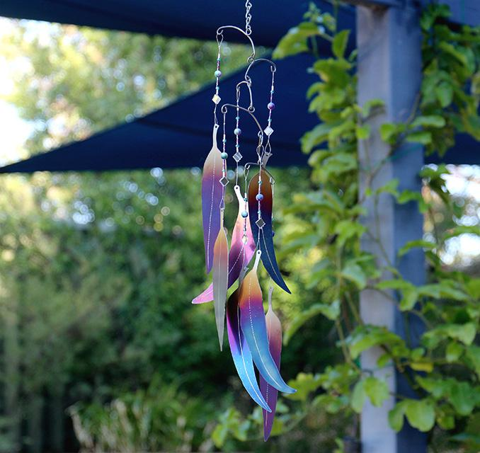 Galaxia Metal wind chime