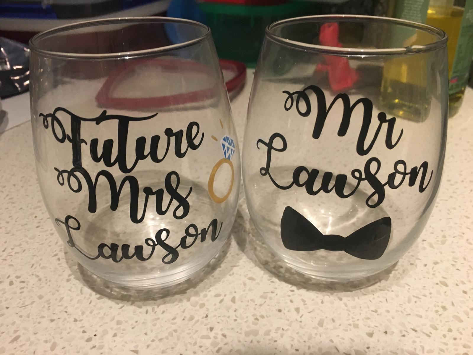 future mrs & mr set