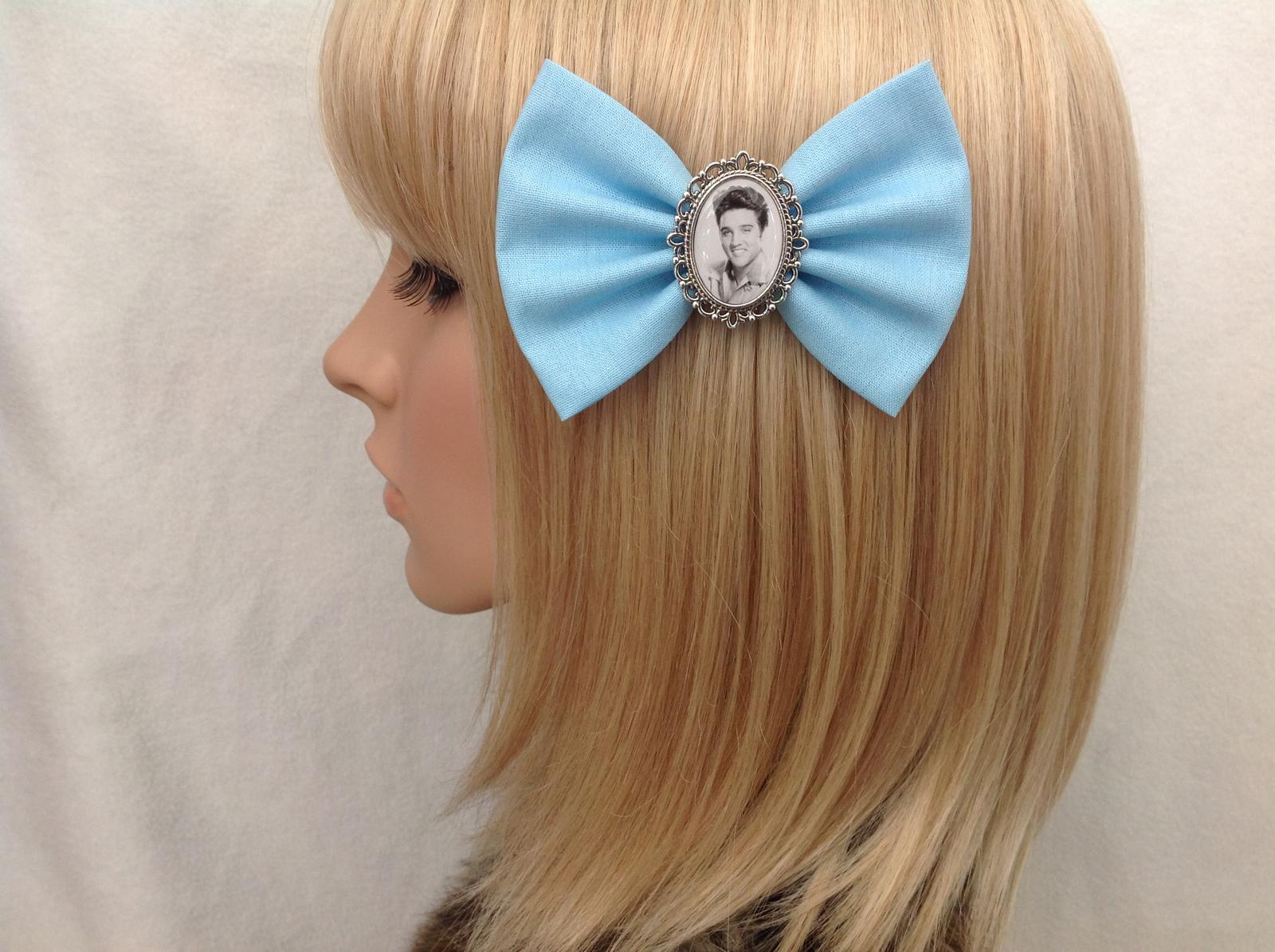 Elvis hair bow