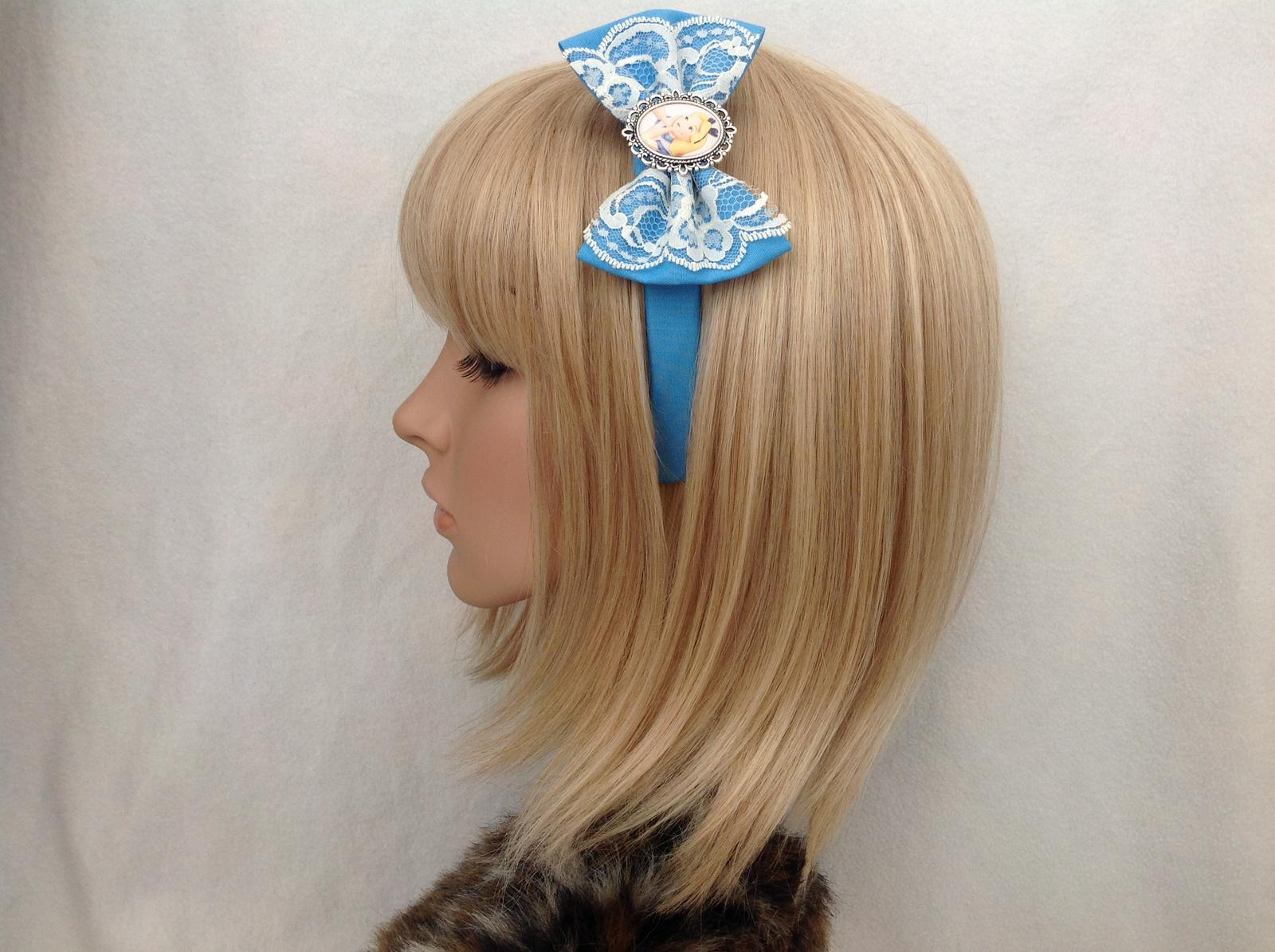 Alice in Wonderland headband