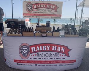 HAIRY MAN CARE