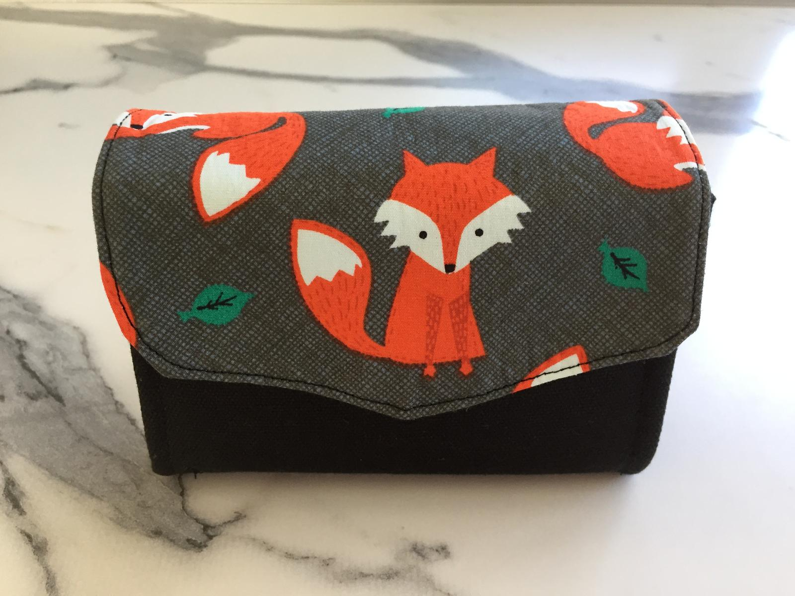 Small Fox Purse