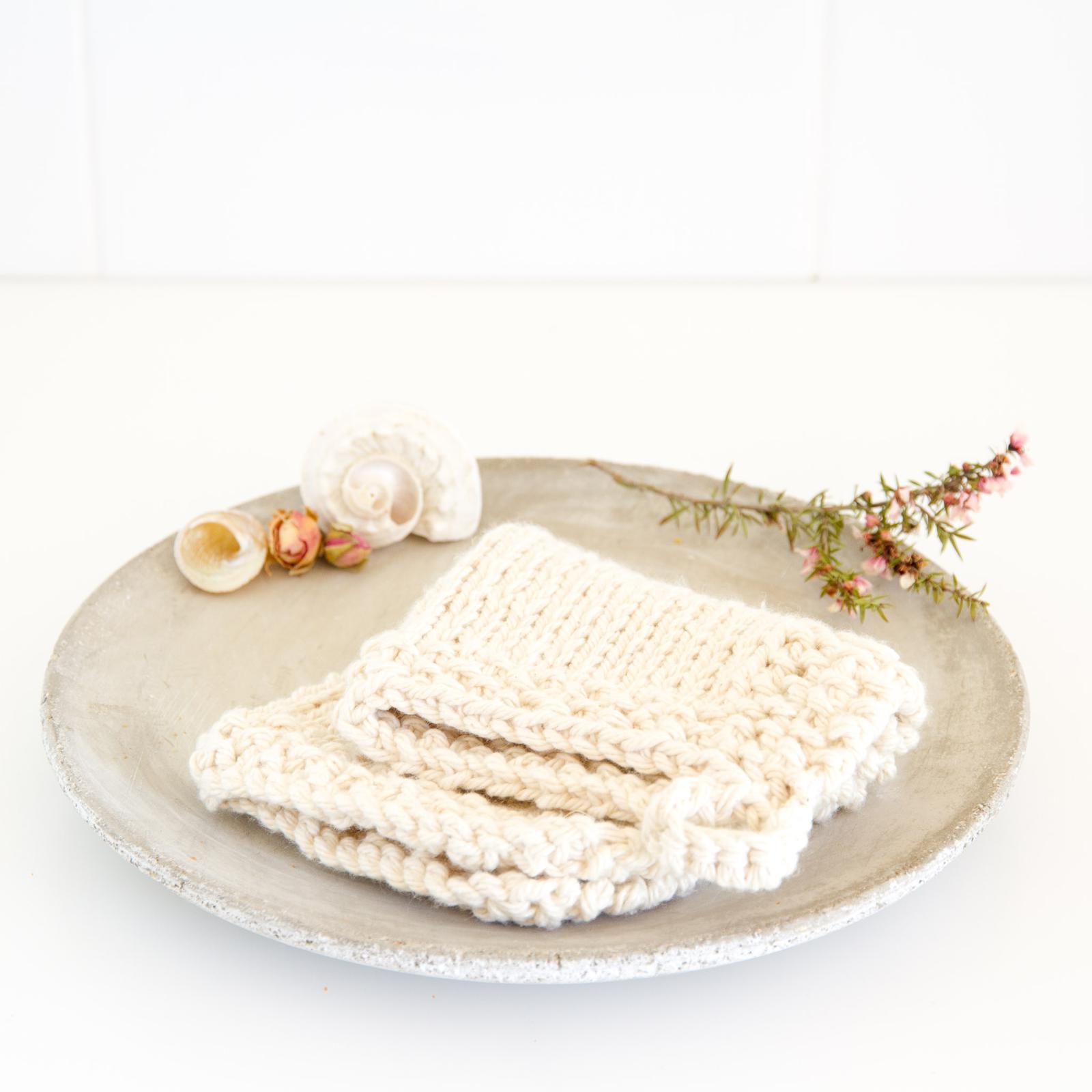 Cotton skin cloth