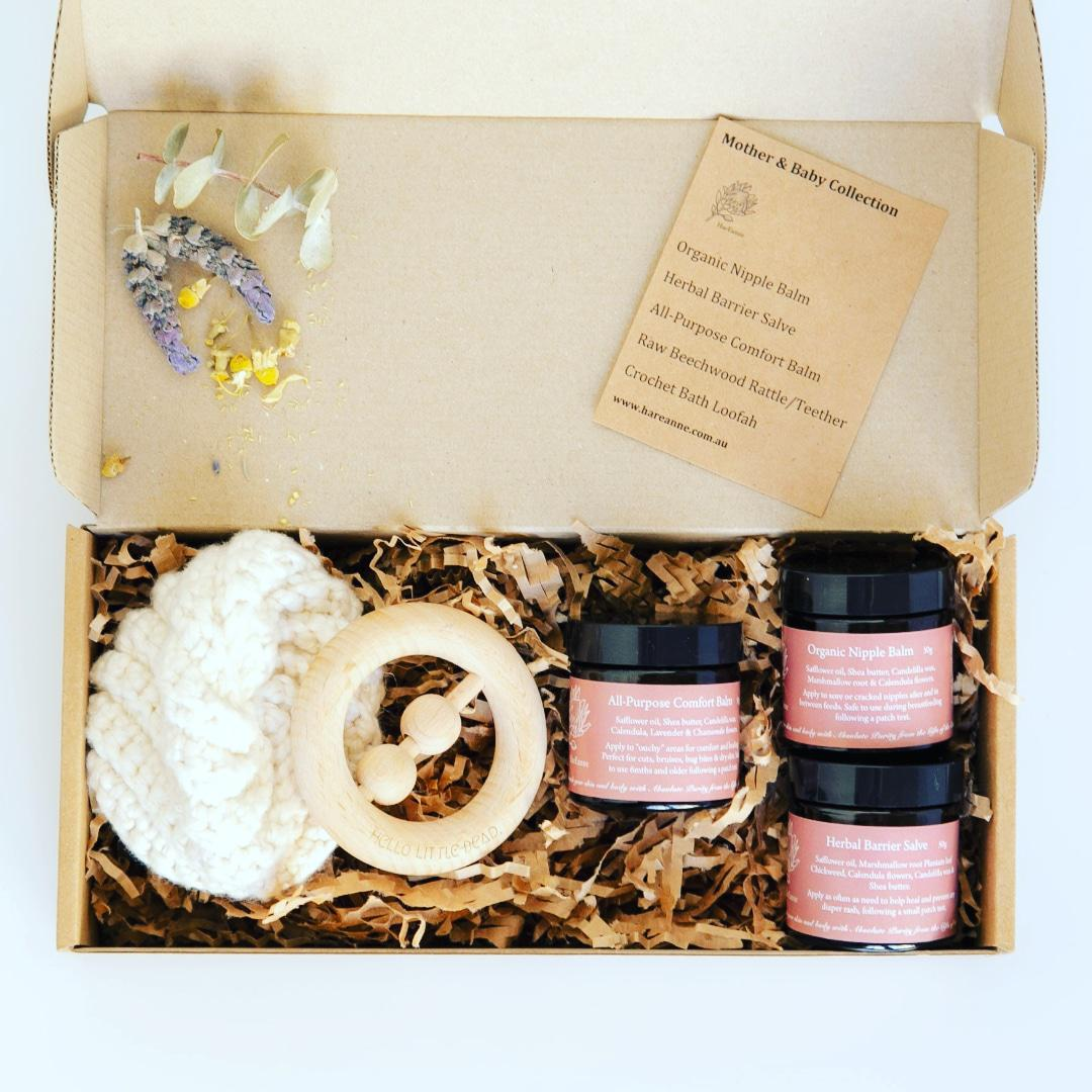 Pure Mother & Baby Collection