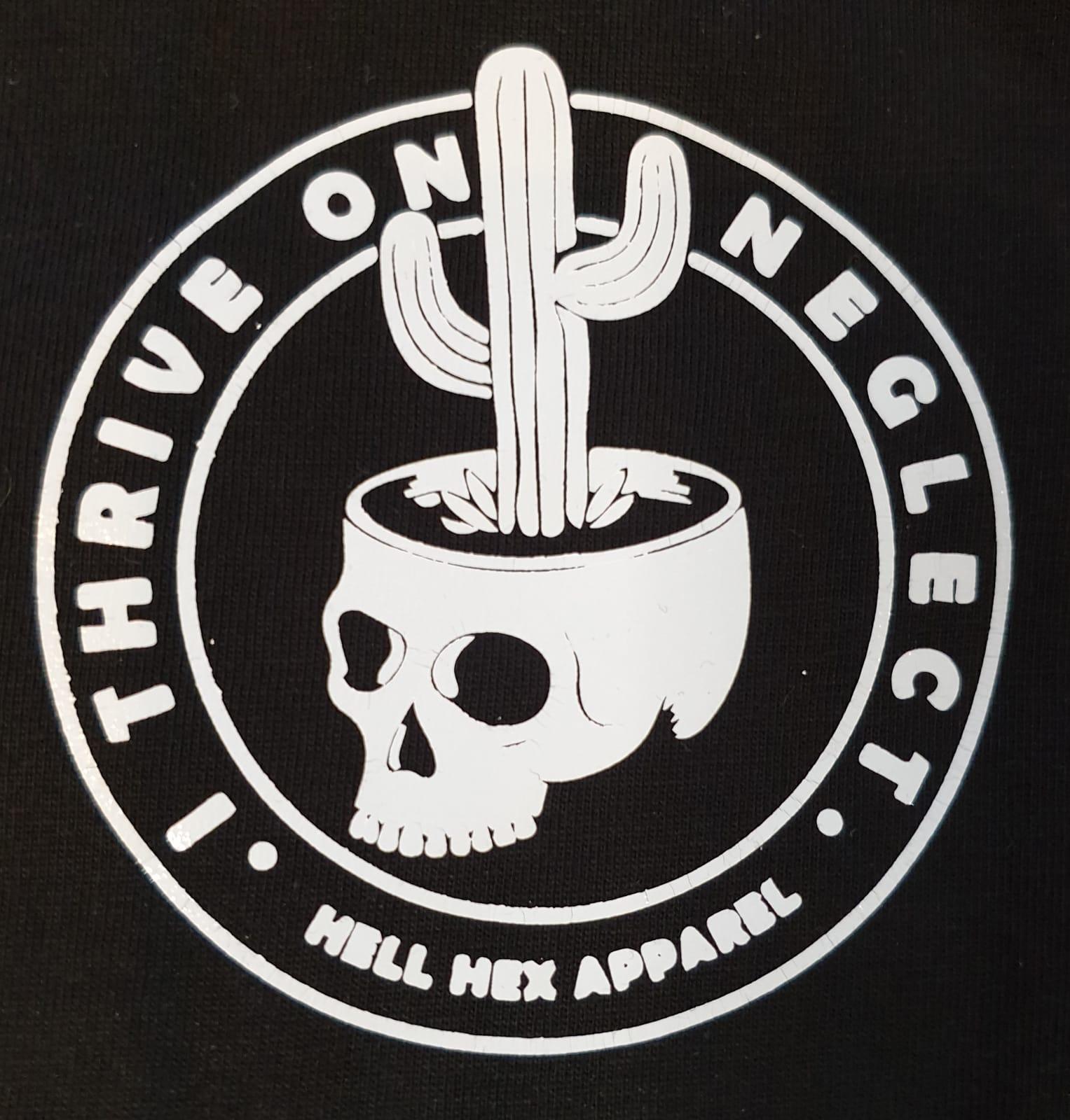 Hell hex apparel design
