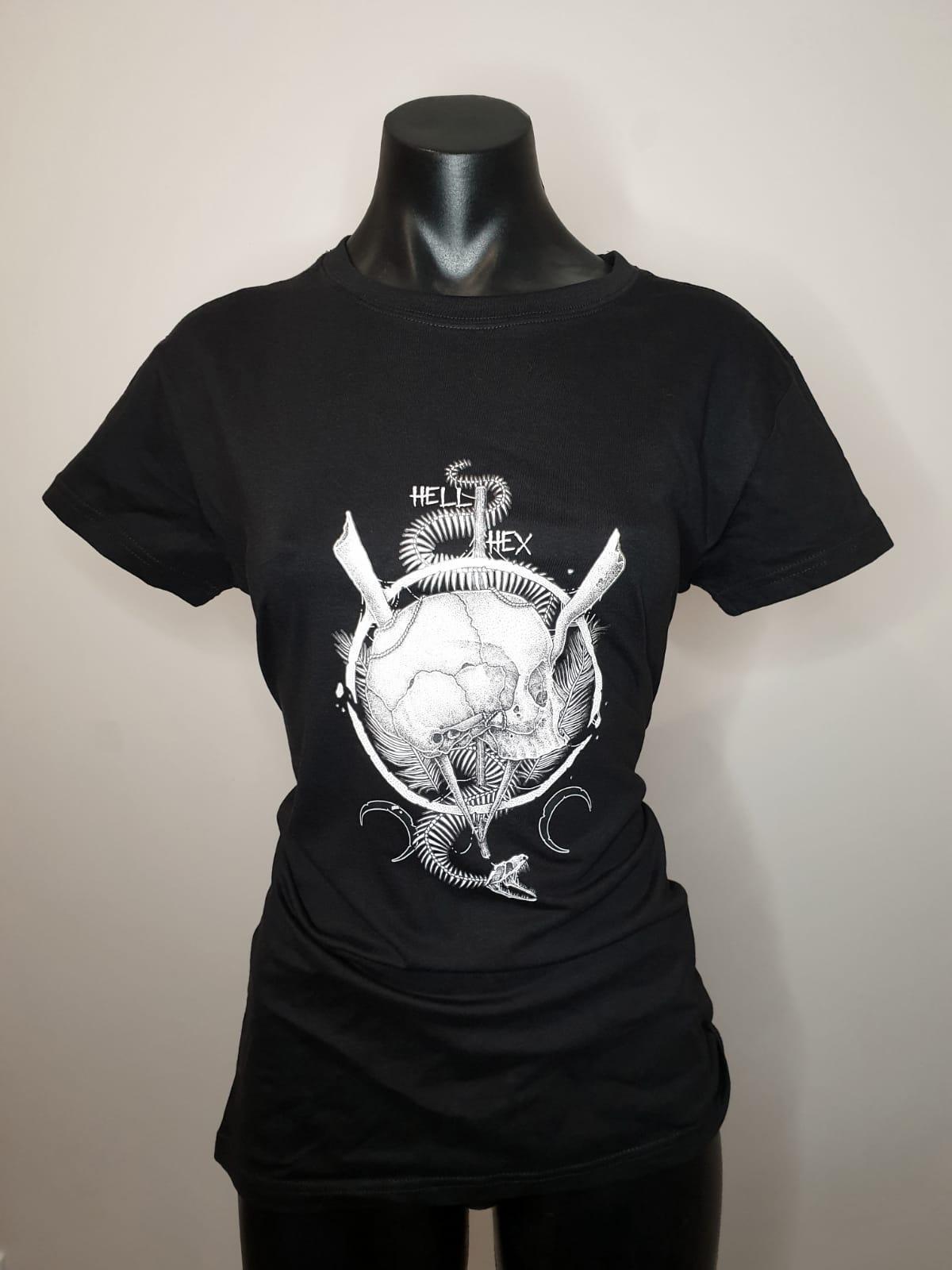 Hell hex T shirt