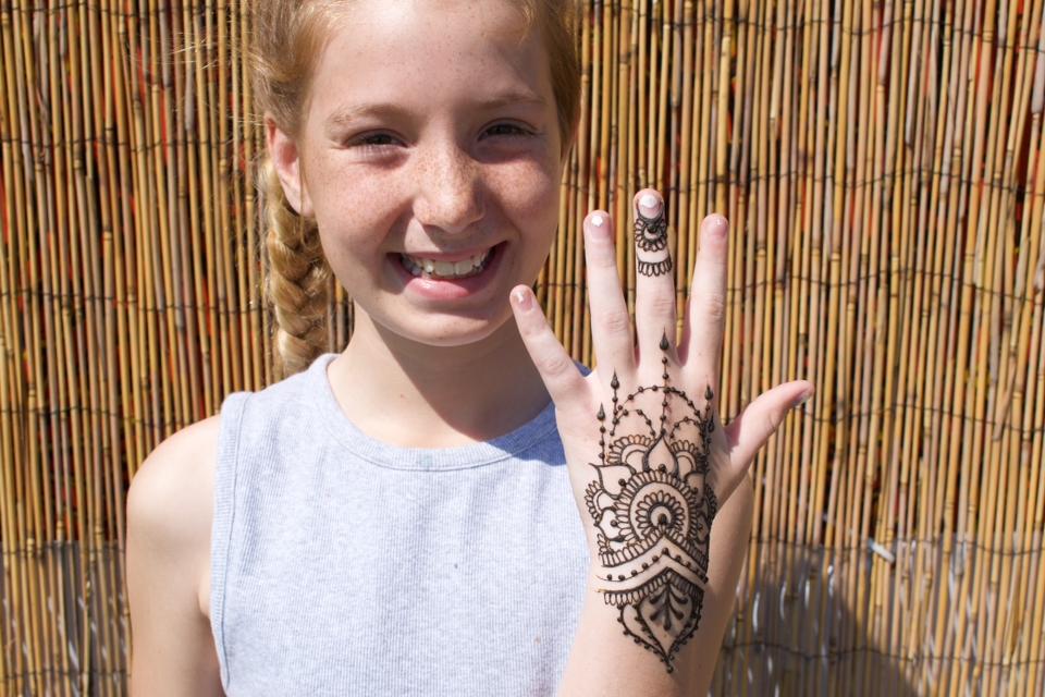 Market Henna