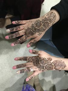 Henna by Simran Savadia