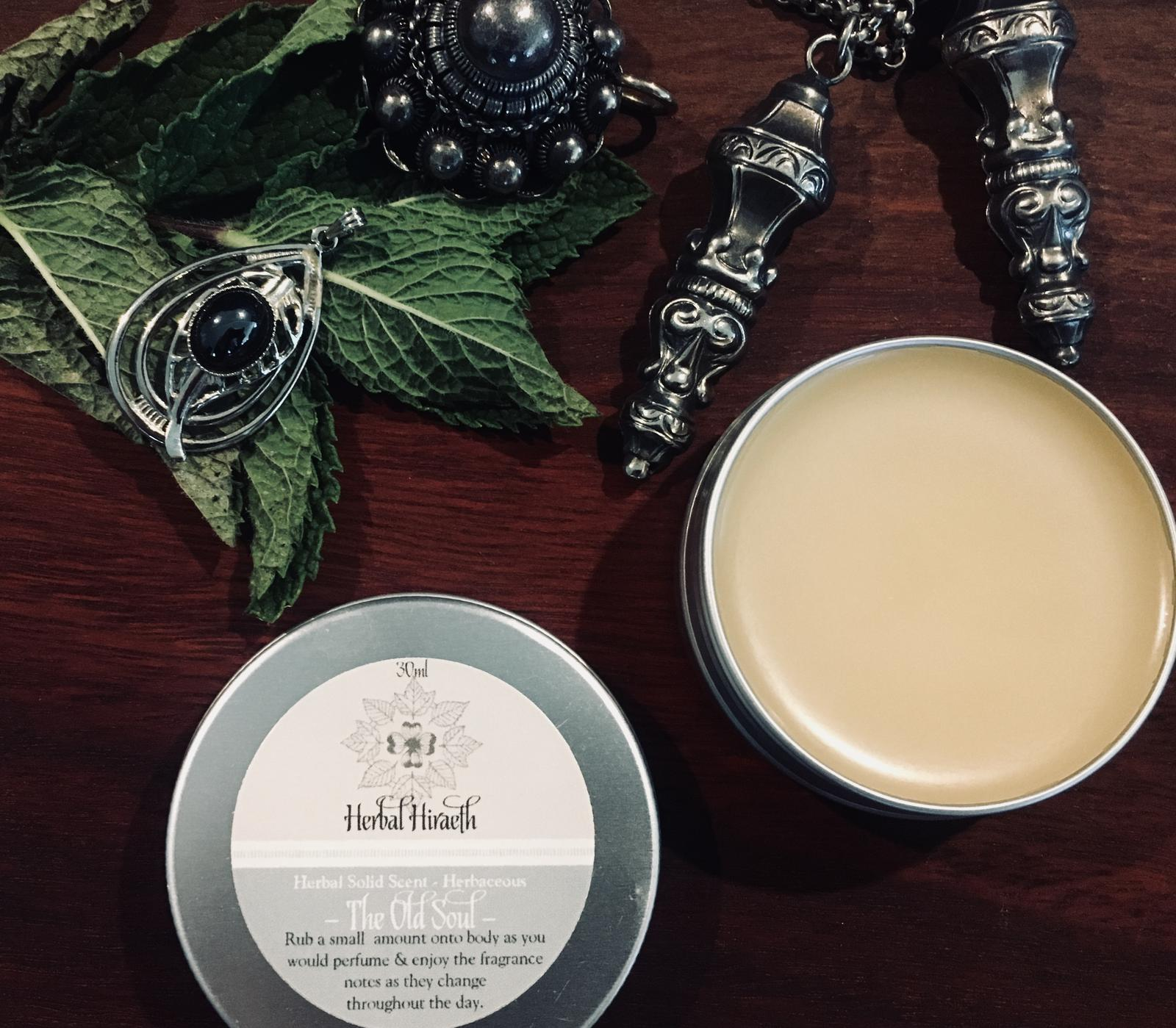 The Old Soul Solid Scent Perfume