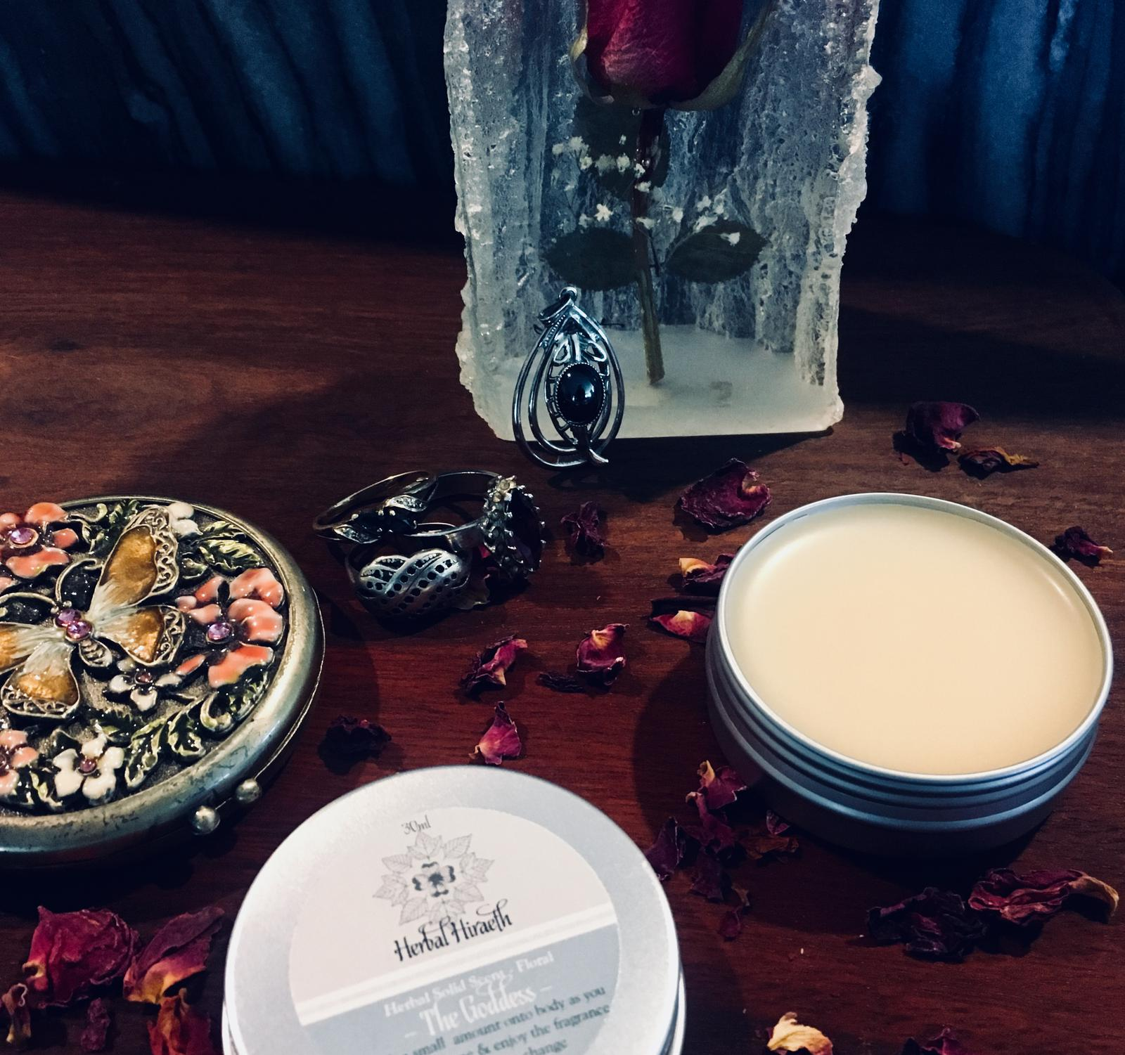 The Goddess Solid Scent Perfume