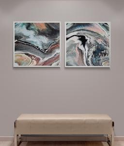 Hiljenijas Acrylic Art