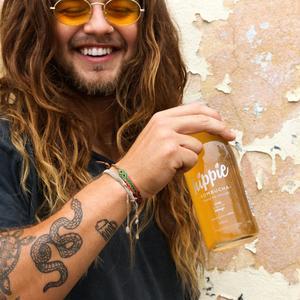 Hippie Kombucha