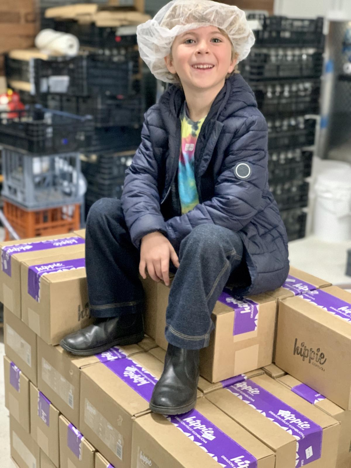 Our Youngest Brewer