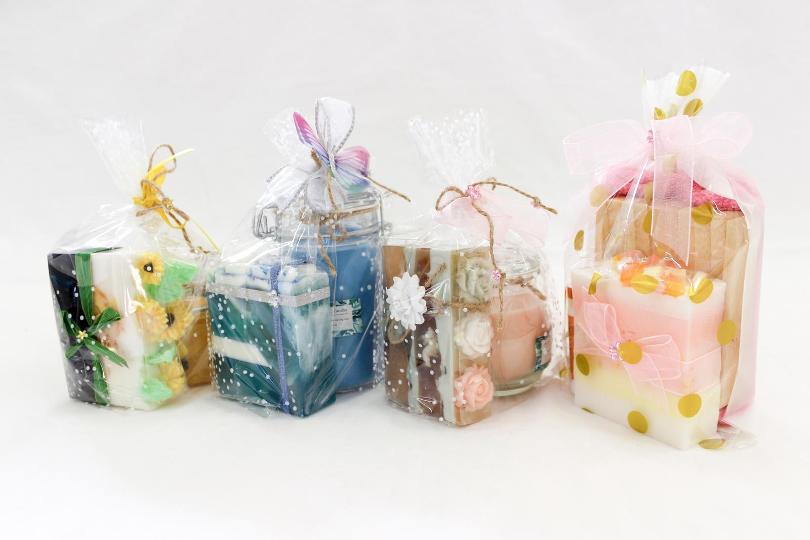 Soap & Candle Gifts