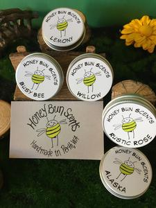 Honey Bun Scents