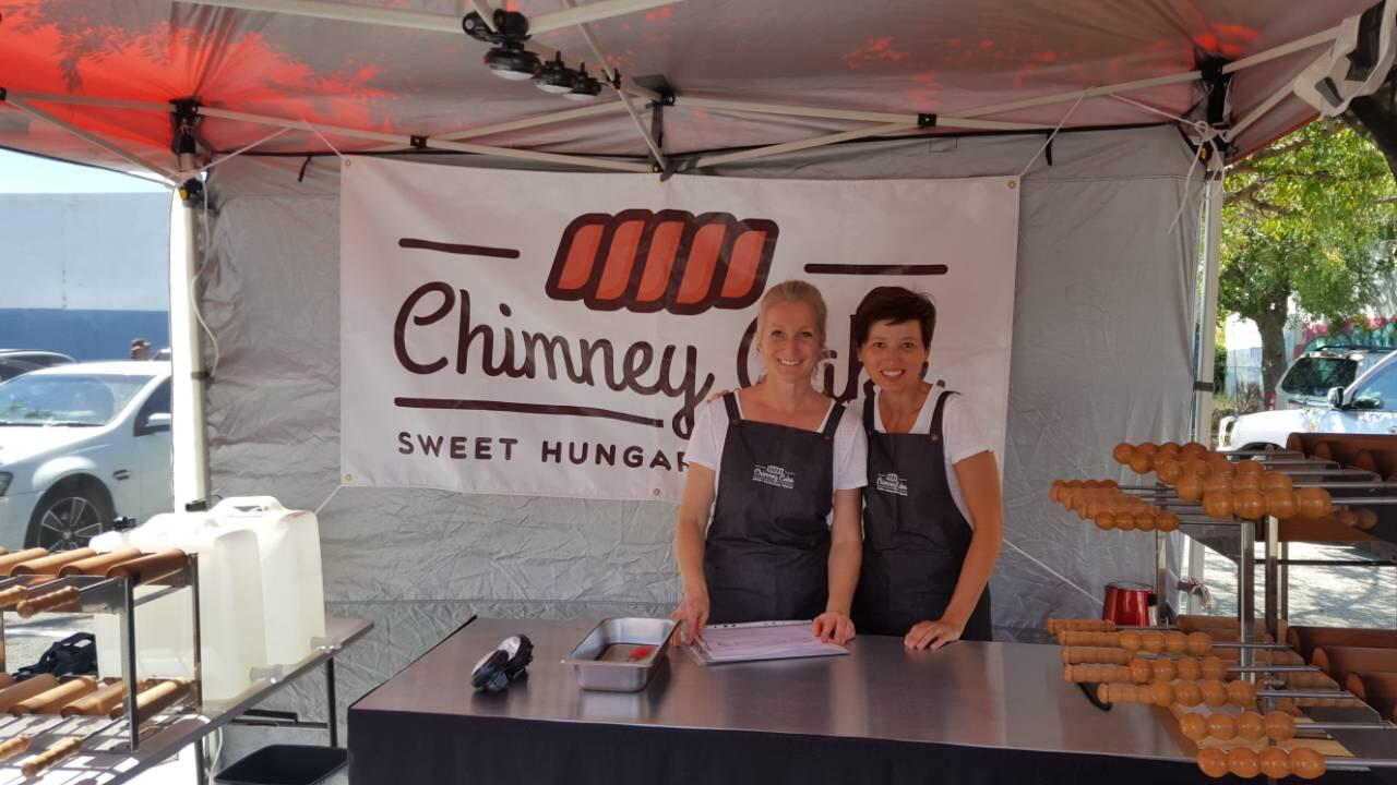 Chimney Cake Bakers