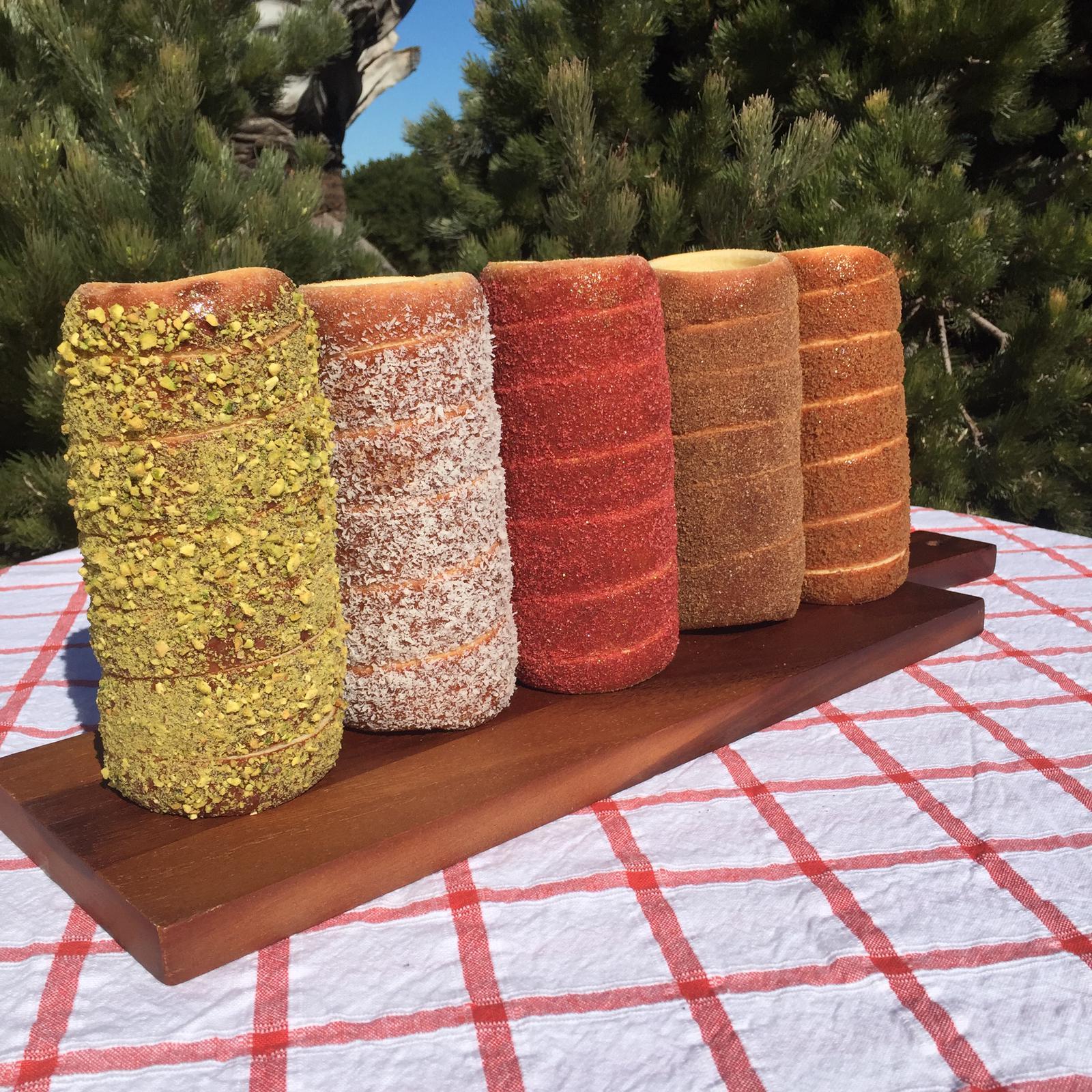 Chimney Cake Flavor Fiesta