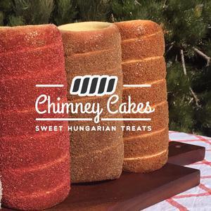 Hungarian Chimney Cakes