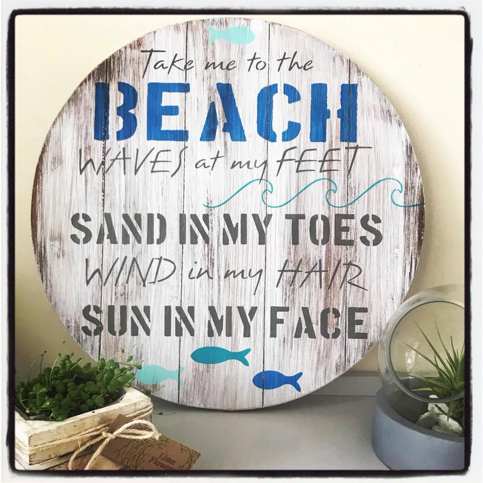 Beach Life - Wall Art