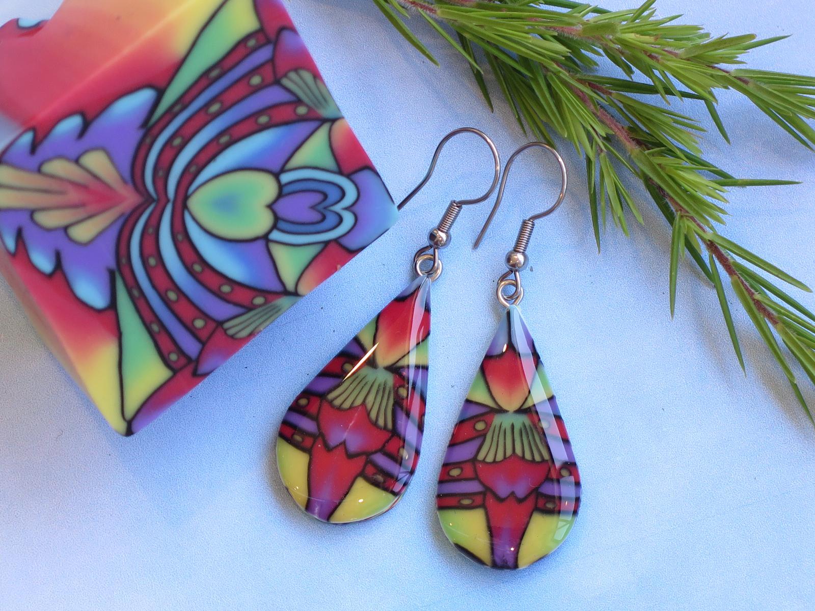 Inner Vision Studio Polymer Clay Jewellery