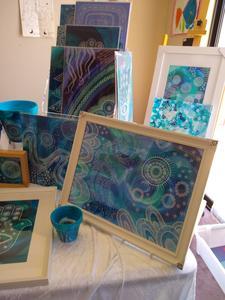 Iris Elaine Art