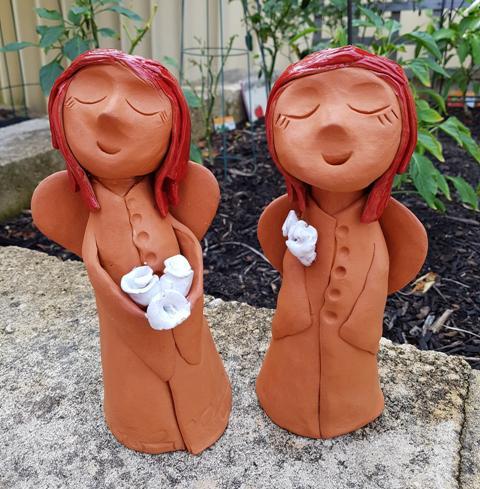 Terracotts Angels
