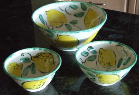 Lemon Design - Fresh & Crisp!