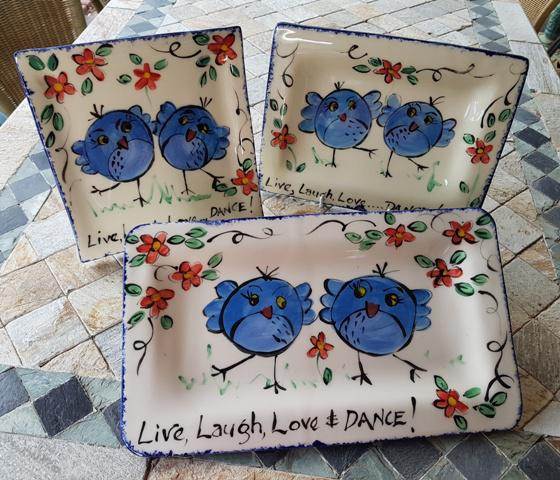 Blue Birds - Live, Laugh, Love and DANCE!!