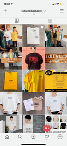 Isolated Apparel