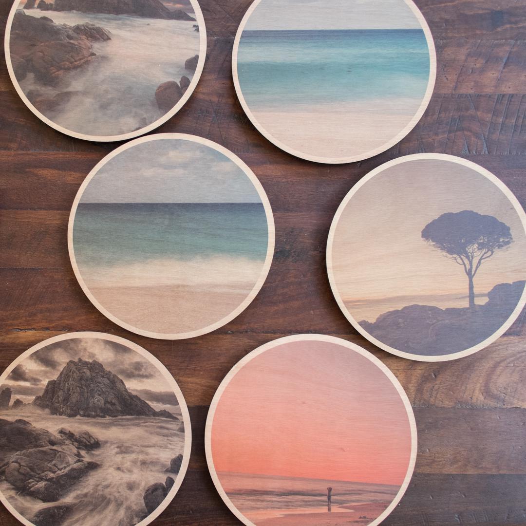 Wood Print Examples
