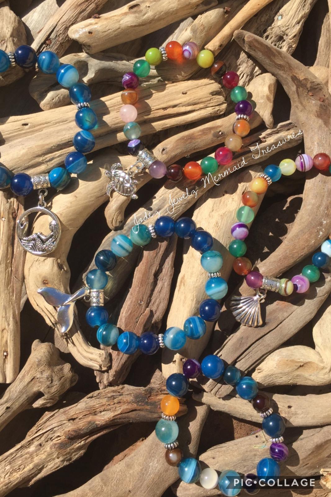 Agate Beach Bracelets
