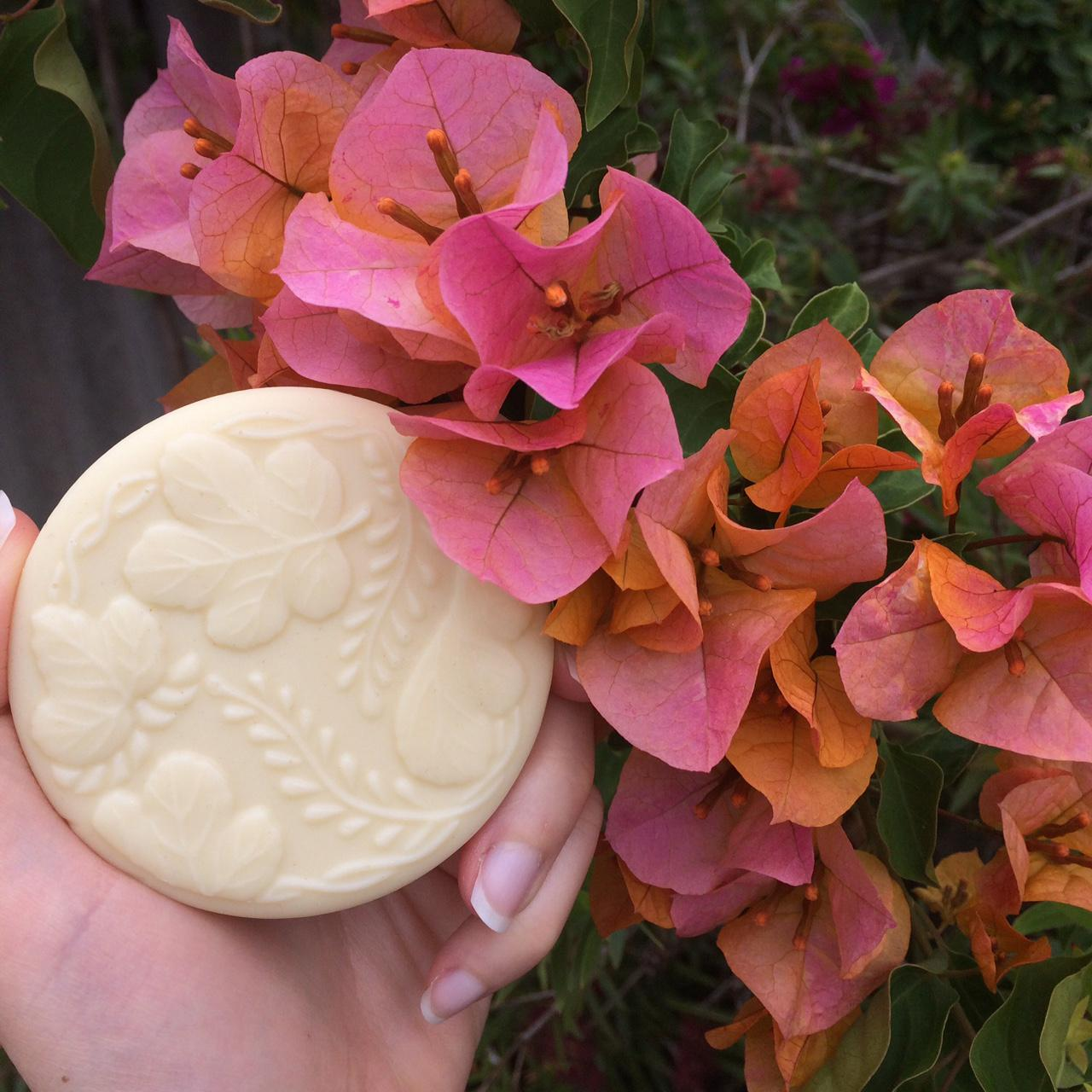 Floral Lotion Bar