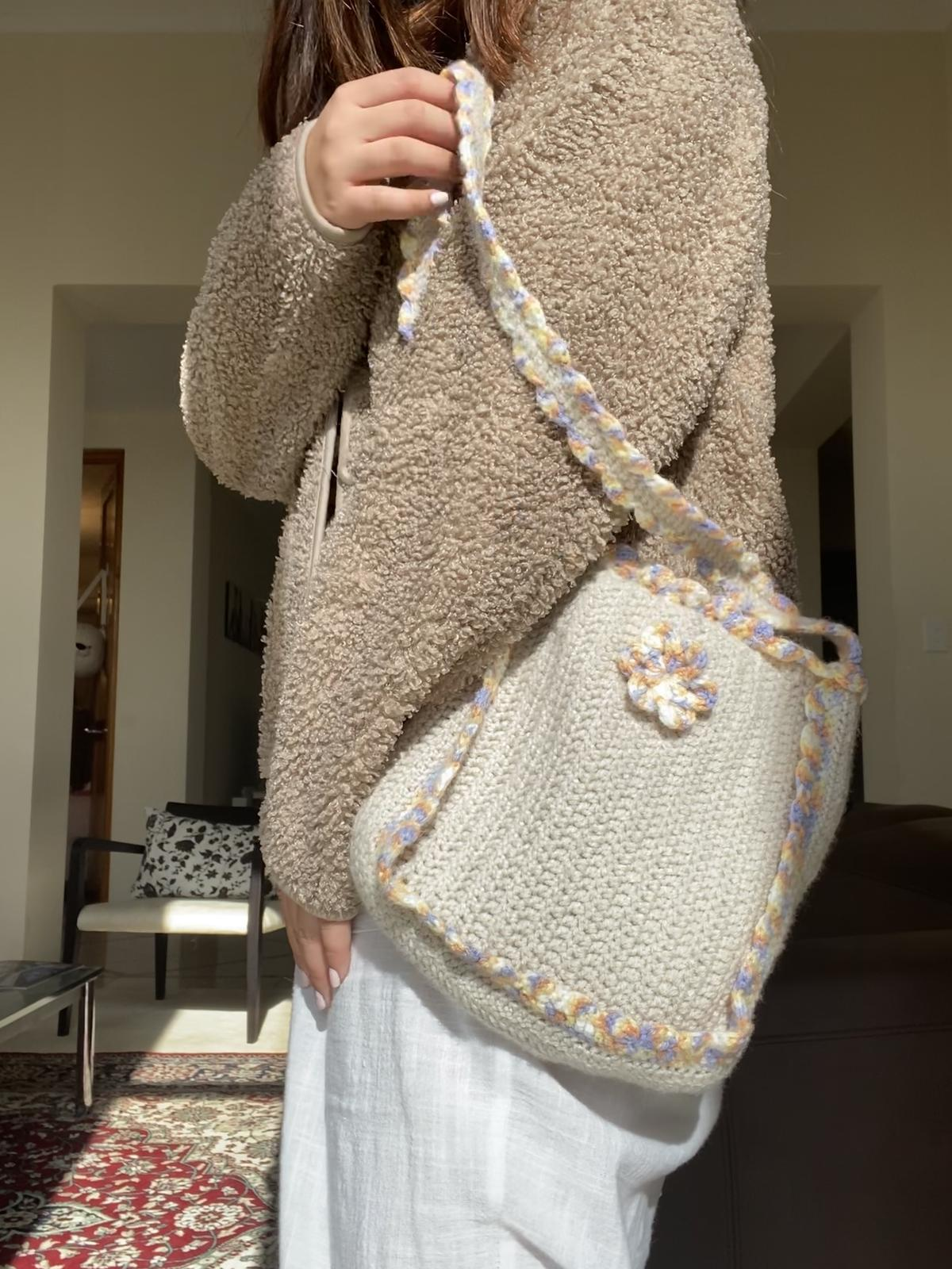 Crochet Bag by Sunnyday Yarns