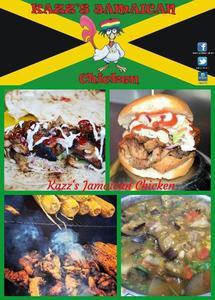 Kazz's Jamaican Chicken