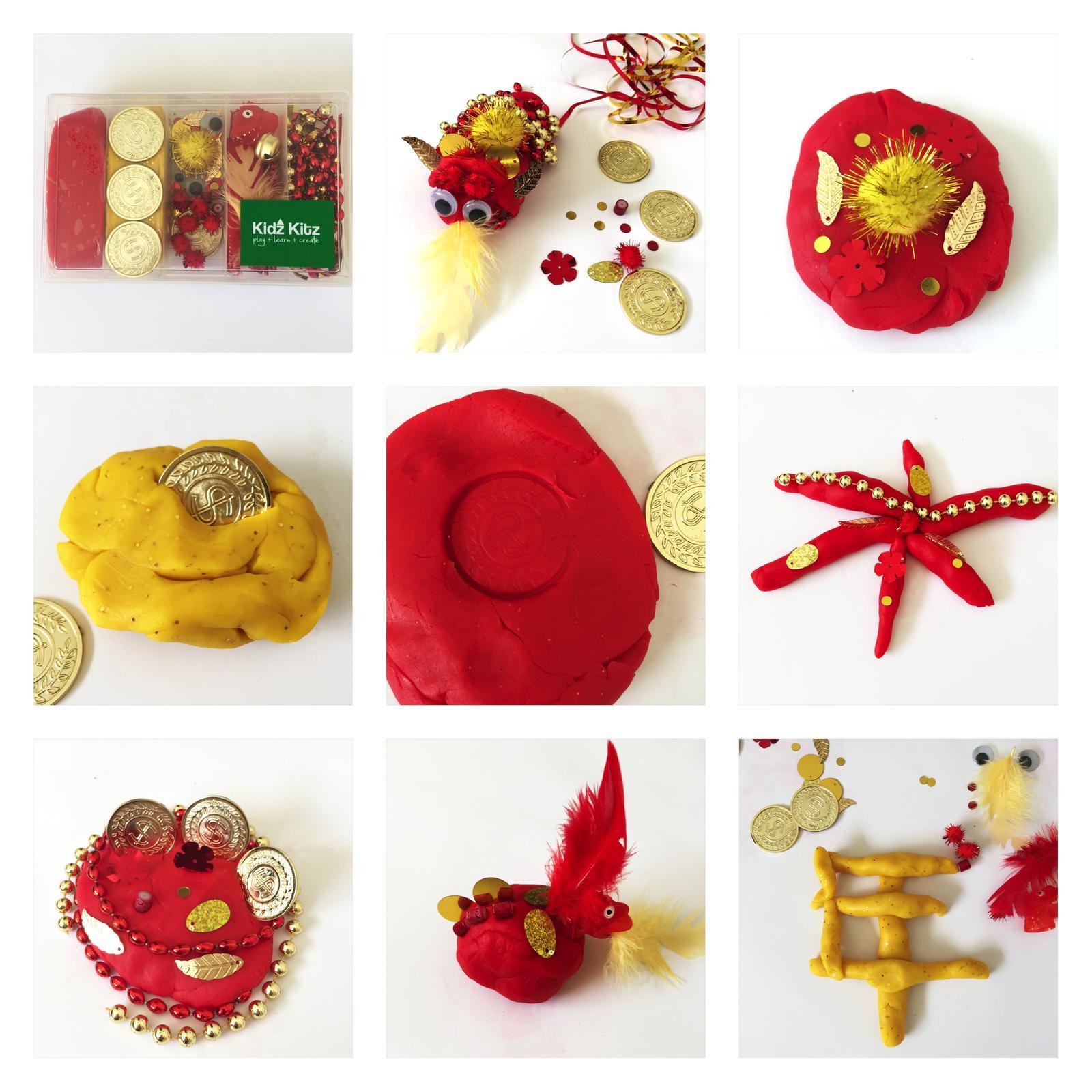 Mini Chinese New Year Kit