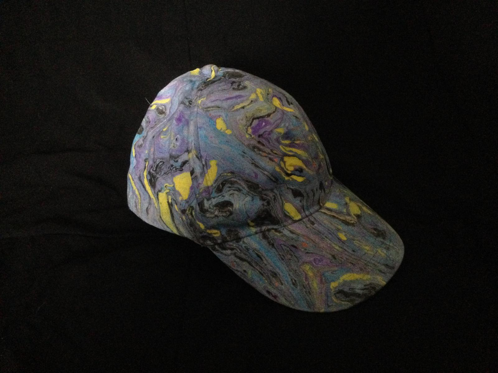 Hat Marbling Service
