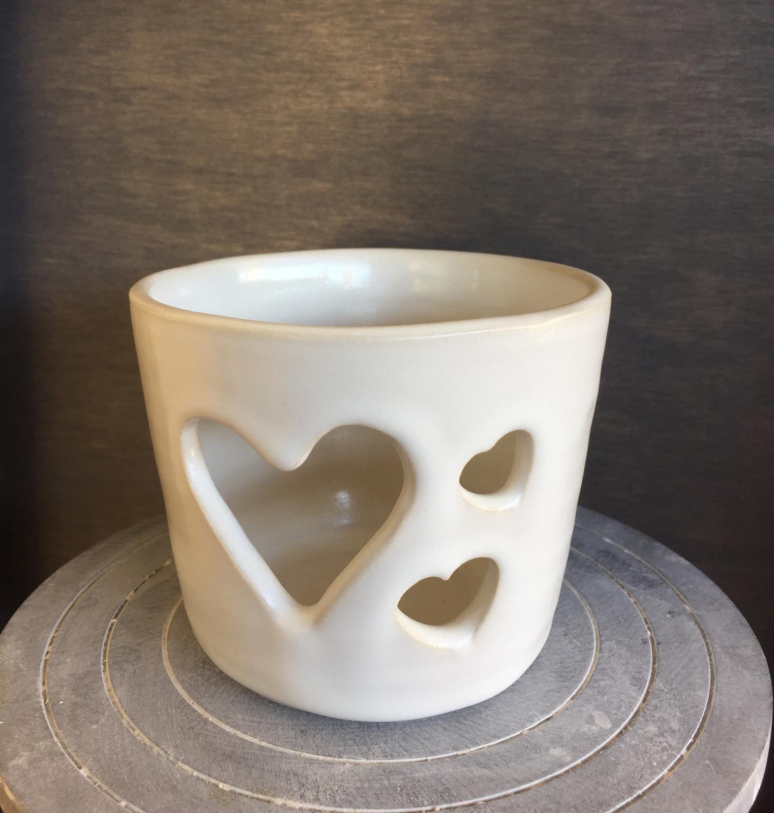 LN Ceramics - Candle Holder