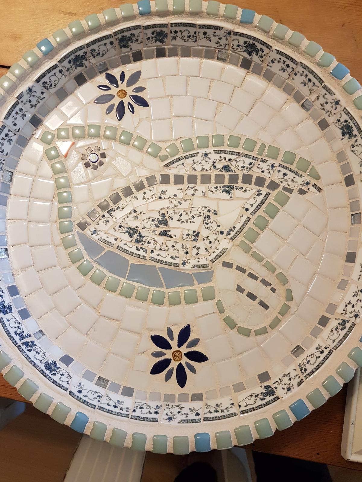bird mosaic