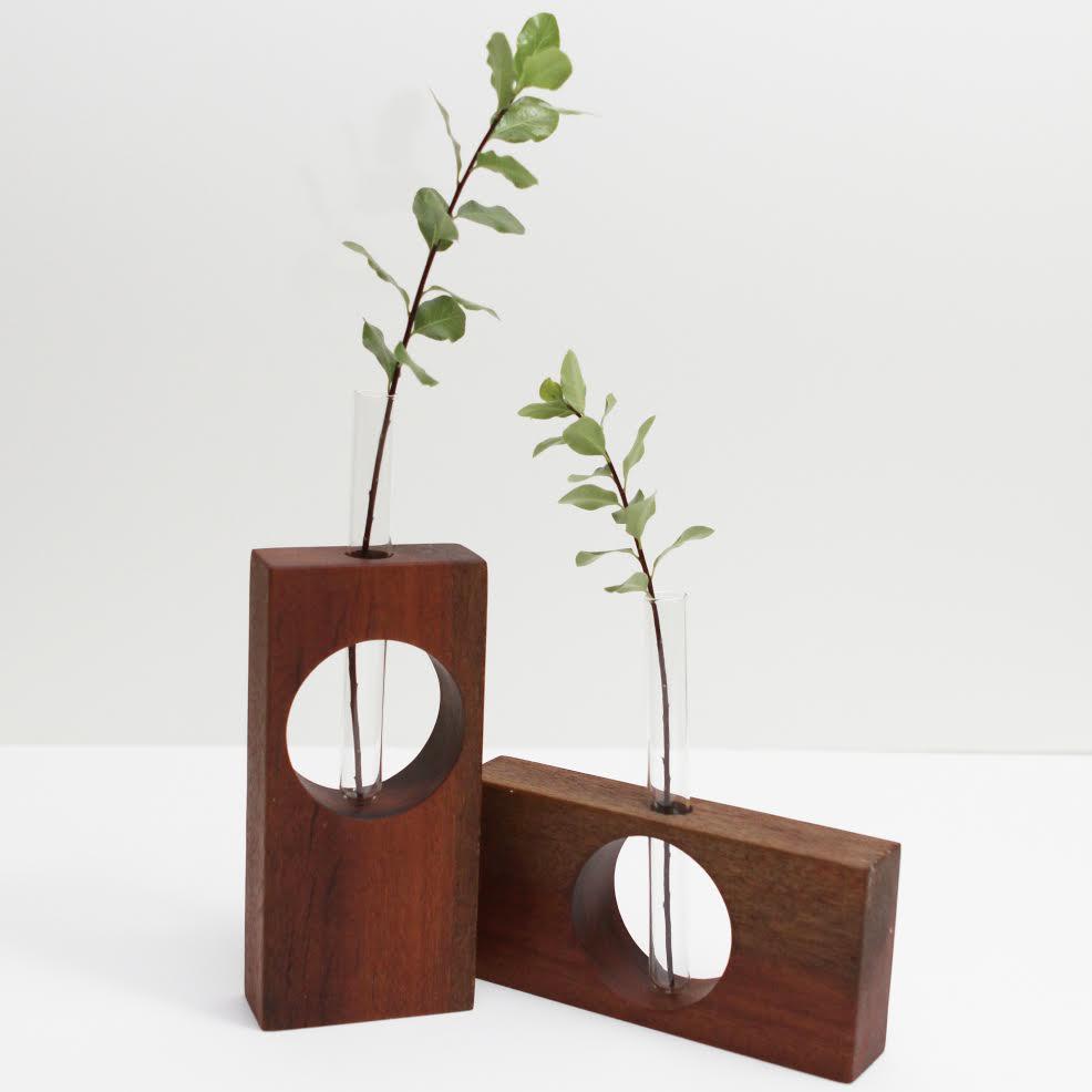 Port-hole Vase