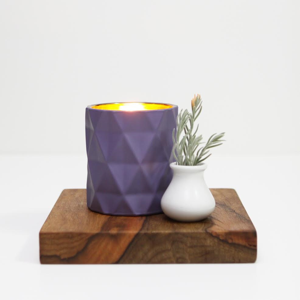 Candle & Timber Styling