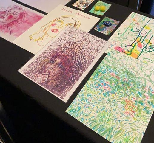 Art Stall at the Rosemount