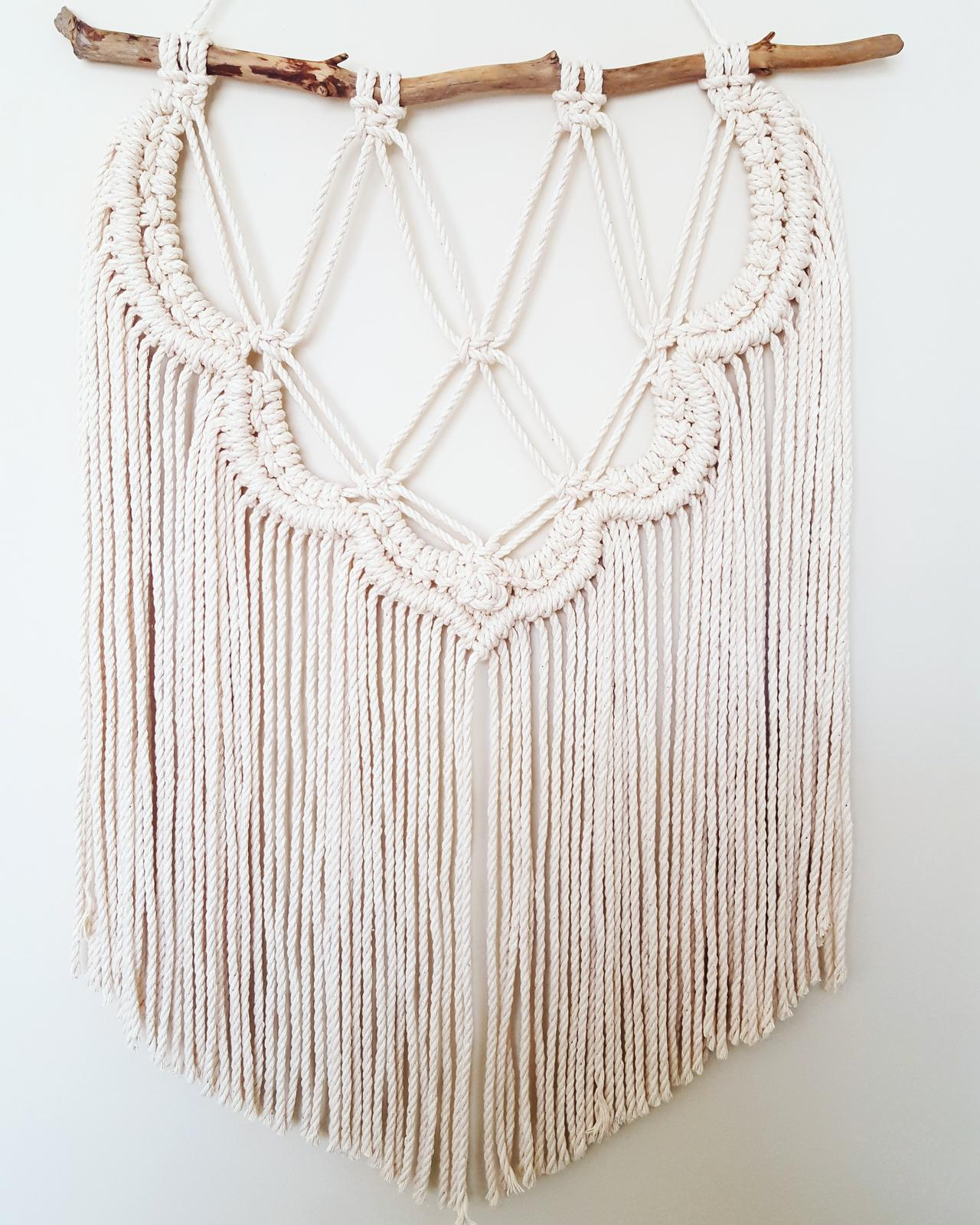 Joy | Macrame wall hanging