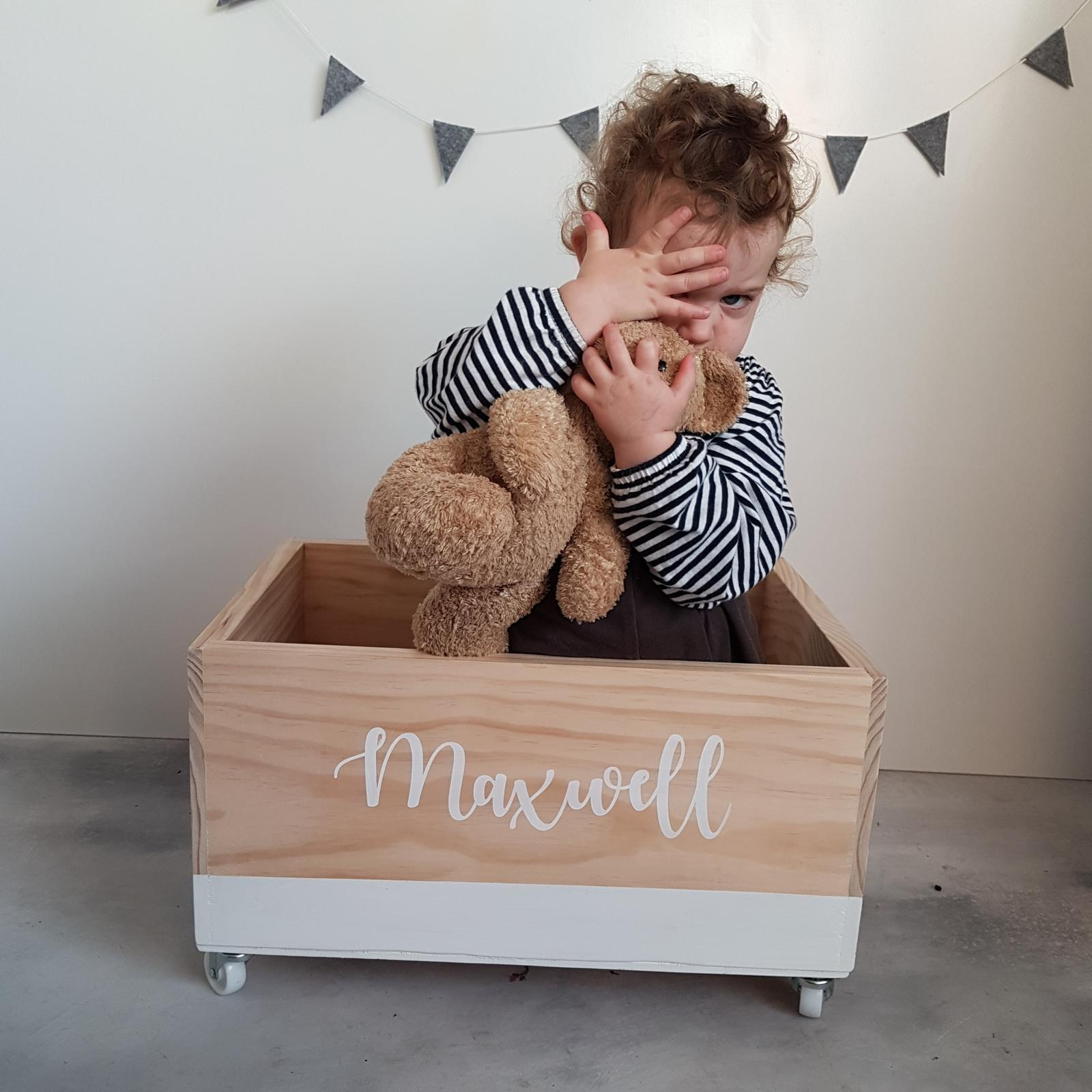 Personalized toybox