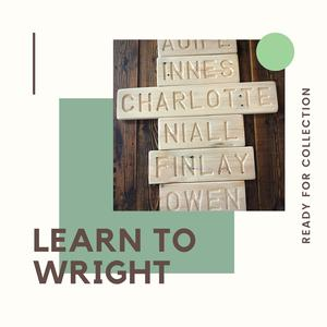 Learn to Wright