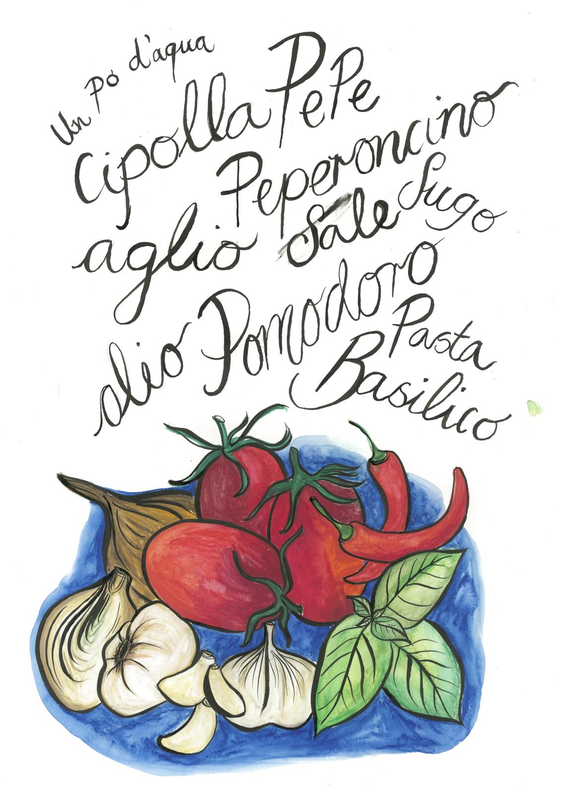 Pomodoro Print