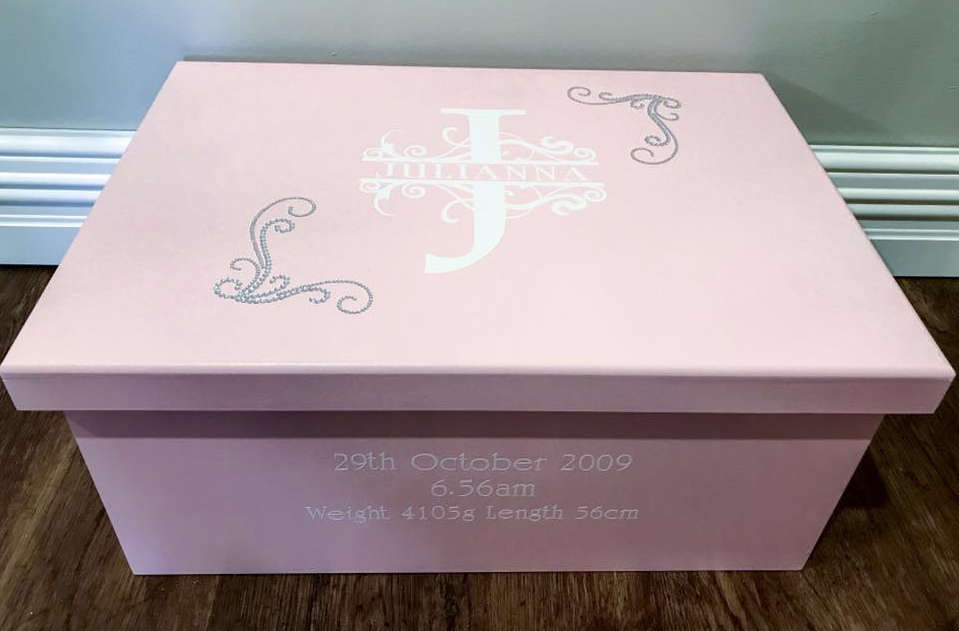 Julianna Memory Box
