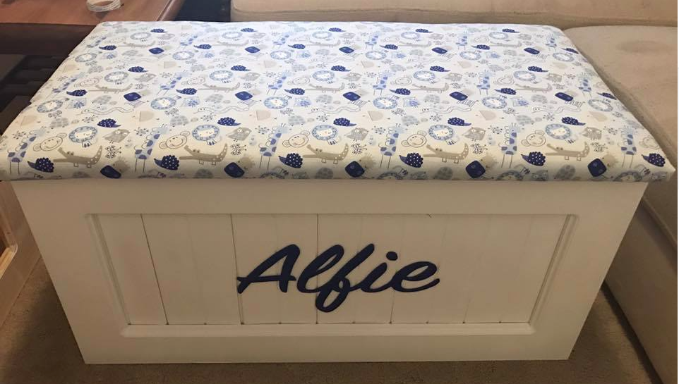 Alfie Toy Box